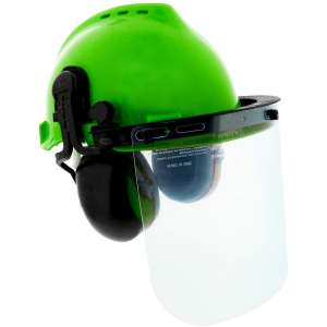 Felled Vented Forestry Helmet Hard Hat