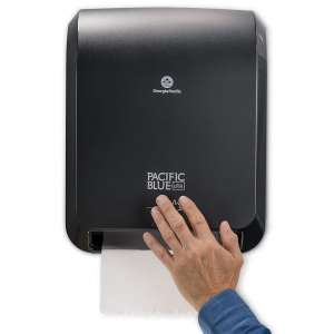 Georgia-Pacific GP PRO 8-inches High-Capacity Automatic Paper Towel Dispenser