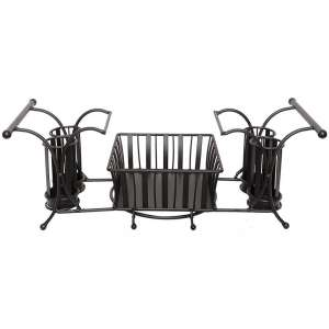 J Miles Co. Buffet Caddy for Carrying Food Service Items