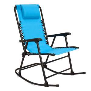 Best Choice Products Camping Rocking Chair