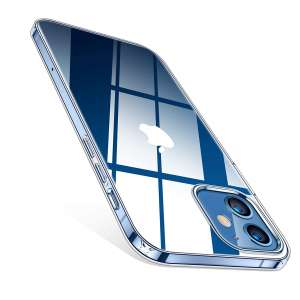 TORRAS Crystal Case iPhone 12 Pro or iPhone 12 Compatible