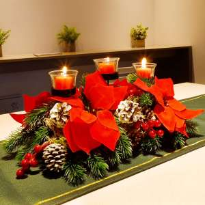 FORUP Home Party and Christmas Centerpiece