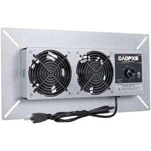 CADPXS Crawlspace Ventilator Fan with Dehumidistat