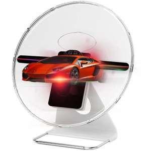 AOUSTHOP Portable 3D Hologram Advertising Fan