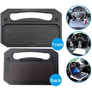 XBY-US Car Tray Steering Wheel Desk