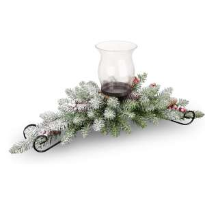 National Tree Company Christmas Centerpiece