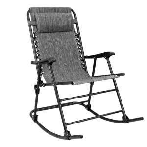 Devoko Camping Rocking Chair