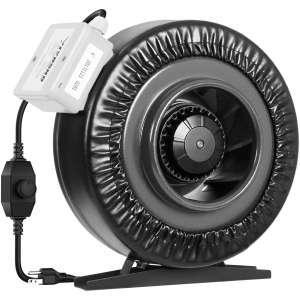 VIVOSUN 6 440 CFM Ventilation Fan - Variable Speed Controller