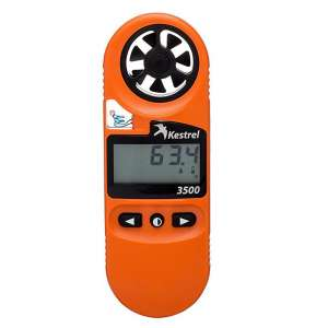 Kestrel 3500FW Fire Weather Wind Meter