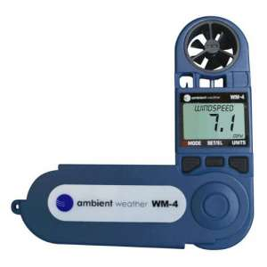 Ambient Weather Handheld Weather Station