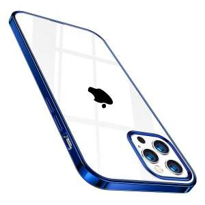 TORRAS Liquid Crystal Anti Yellowing Blue Cover Case