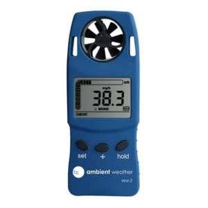 Ambient Weather Handheld Weather Meter