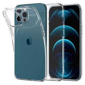 Spigen Crystal Clear iPhone 12 Pro Case
