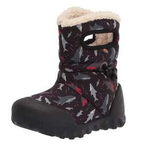 BOGS B-moc Unisex-Child Snow Boot Rain