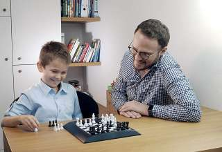Electronic Chess Boards