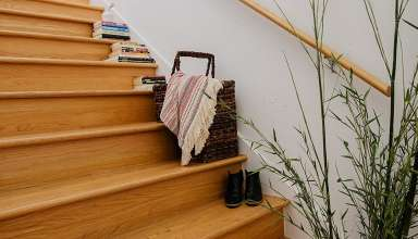 Stair Baskets