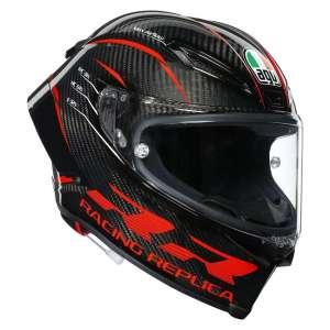 AGV Pista Gloss Carbon Fiber Motorcycle Helmet