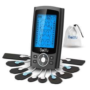 Belifu Muscle Stimulator with 10 Pads