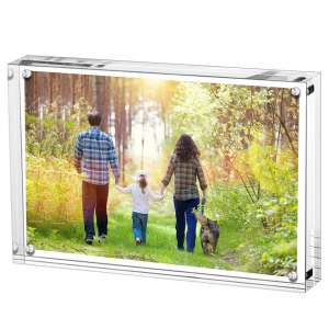 Boxalls 5 x 7 Inches Acrylic Picture Frame