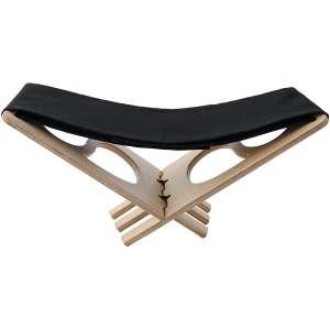 Still Sitting Meditation Bench (Black)