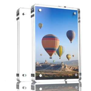 GO BEYOND HUB Magnetic Acrylic Picture Frame