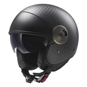 LS2 Carbon Fiber Motorcycle X-Small Helmet