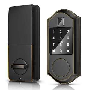 Narpult Smart Door Lock- Bronze