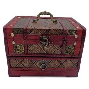 iTun Wooden Jewelry Box