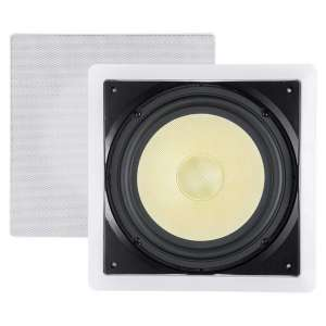 Monoprice Fiber In-Wall Speaker Subwoofer 10 Inches