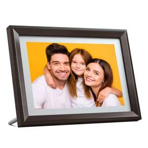 """Dragon Touch Picture Frame with a 10"""" IPS Touch Screen"""