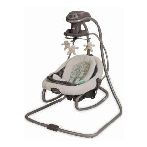 Graco DuetSoothe Baby Rocker and Swing