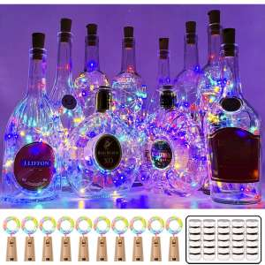 MUMUXI Wine Bottle Lights