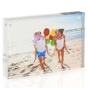 TWING Acrylic Photo Frames 5 x 7 Inches 12mm Thickness