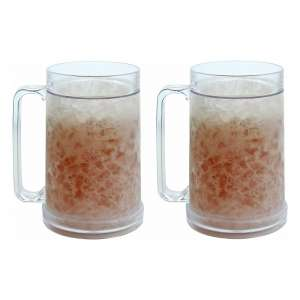 Ziggy V 16oz Double Wall Freezer Mugs
