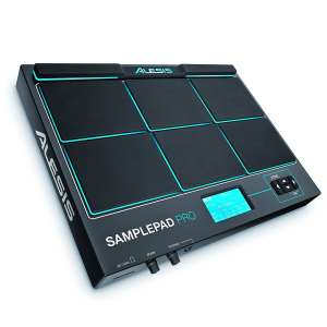 Alesis Sample Drum Pad Pro with 200+ In-built Sounds