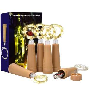 DealKits Wine Bottle Lights