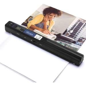 MUNBYN Magic Wand Portable Scanner 900 DPI 16GB Memory Card