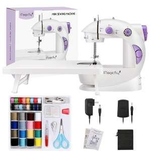 Magicfly Dual Speed Mini Sewing Machine