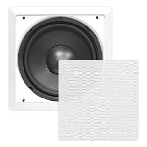 Pyle Ceiling Wall Mount 10 Inches 360W Enclosed Speaker