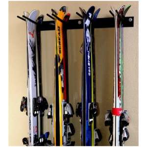 Rough Rack 4 to 8 Snowboard and Ski Rack