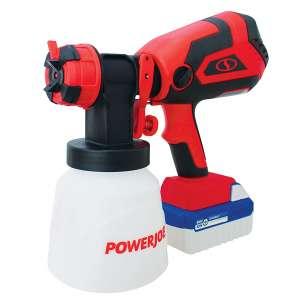 Sun Joe HVLP Cordless Handheld Paint Sprayer