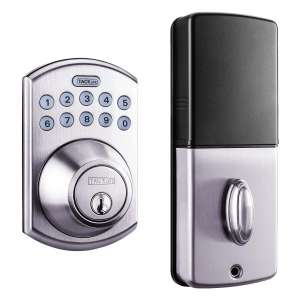 Tacklife Electronic Deadbolt Door Lock for Office and Home
