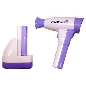 NEW FreeDryer 400W Cordless Hair Dryer