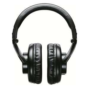 Shure SRH440 Professional DJ Headphones