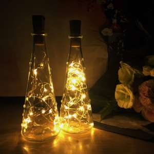 Lwind Wine Bottle Lights
