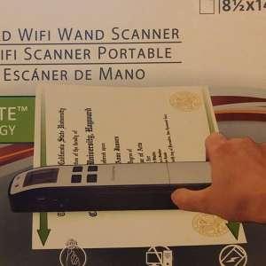 Pandigtal Wi-Fi Wand Scanner