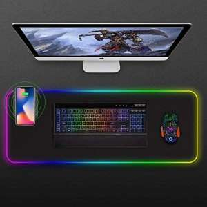 SIGNO Wireless Charger Mouse Pad (DWC-113)