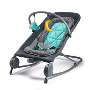 Summer Infant 2-In-1 Bouncer and Rocker Compact Fold