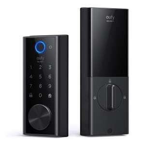 eufy Smart Lock Touch, Touchscreen Keypad