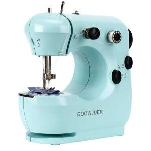 GOOWJUER Mini Sewing Machine